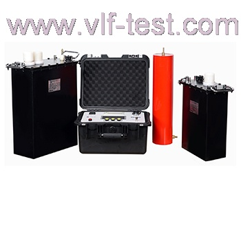 High Voltage Detector With Display : Very low frequency high voltage tester
