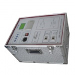 Capacitance & Dissipation Factor tester